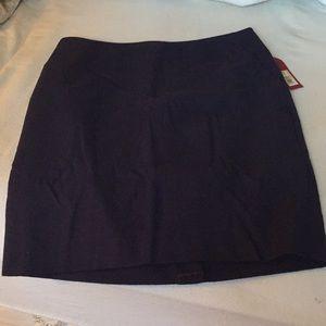 NWT Merona stretch extensible pencil skirt
